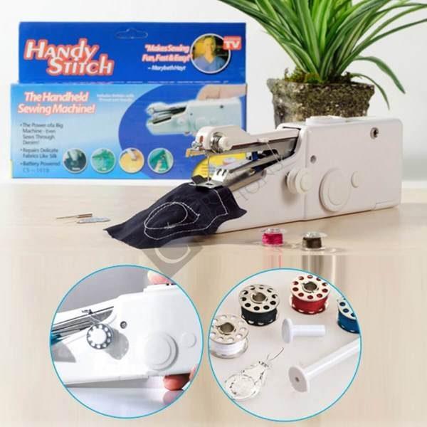 Masina de cusut fara fir Stitch Handy [0]