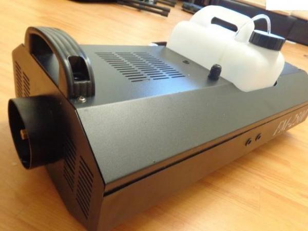 Masina profesionala de fum FM-2500 1