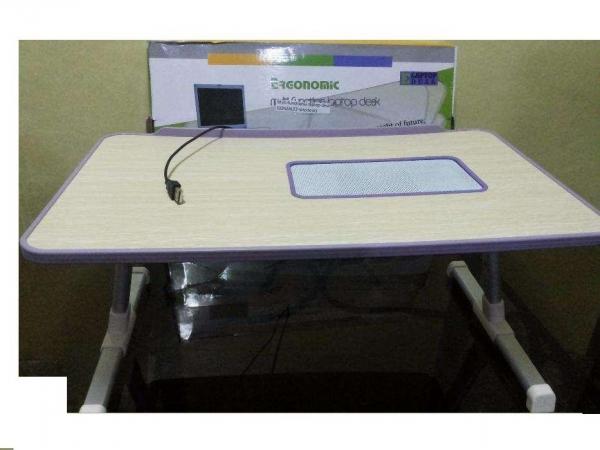 Masuta pentru laptop pliabila si reglabila ergonomica 0