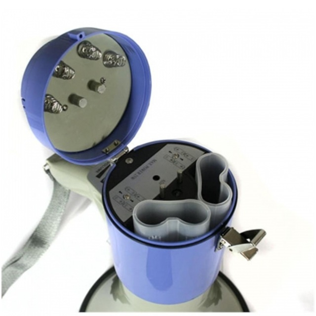 Megafon portavoce de mare putere 50 Watt,cu MP3 Player cititor USB,ER-66USB 1