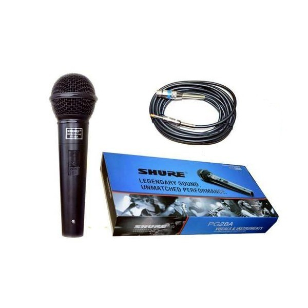 Microfon cardioid dinamic cu fir Semtoni PG28A [0]