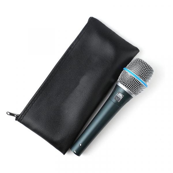 Microfon profesional cu fir supercardioid Shure Beta 87A 2