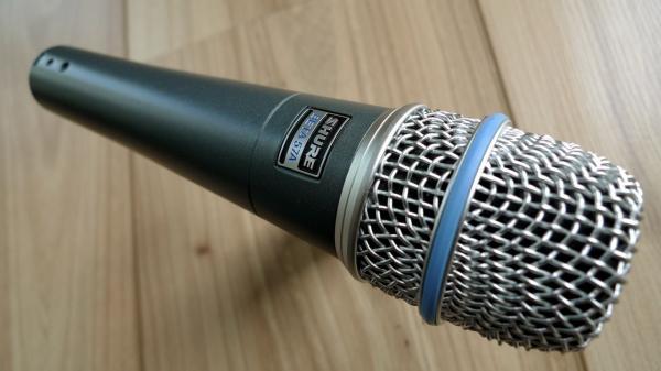 Microfon fir Shure Beta 57A [1]