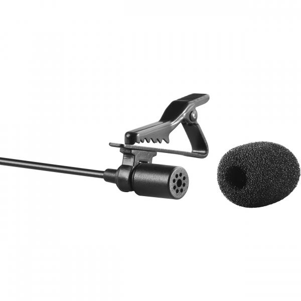Microfon Omnidirectional Lavaliera Boya BY-M1 pentru camere foto si Smartphone 2