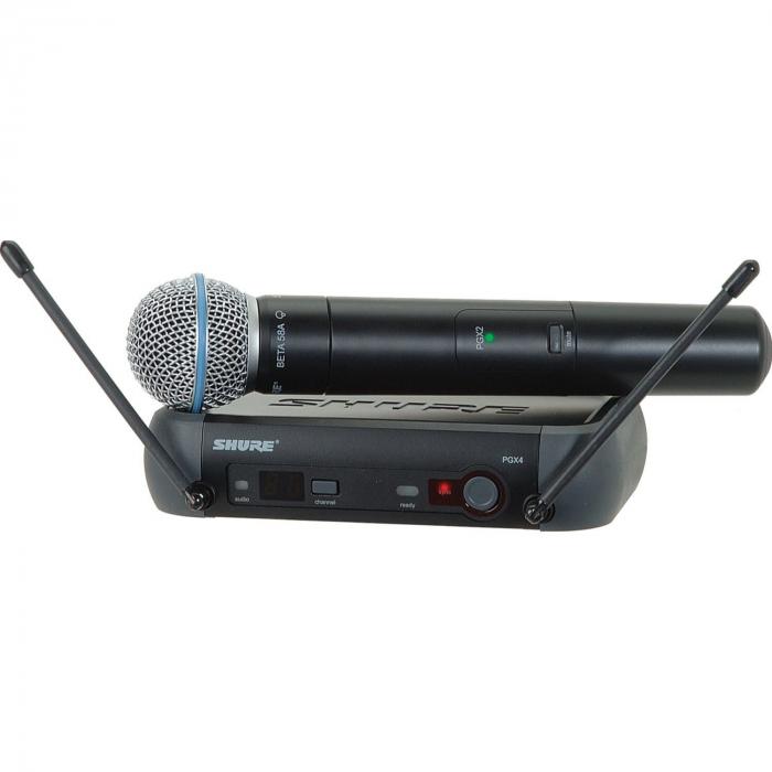 Microfon profesional wireless Shure PGX24E/BETA58-J6 [2]