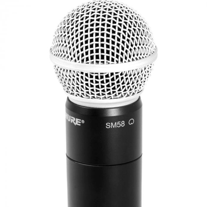 Microfon profesional wireless Shure SLX24/SM58 [3]