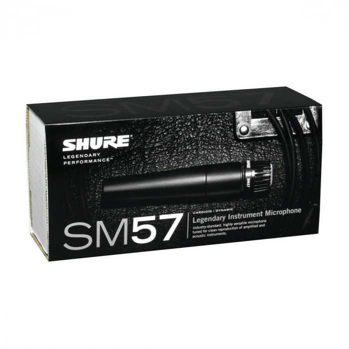 Microfon unidirectional dinamic cardioid, Shure SM57 [3]