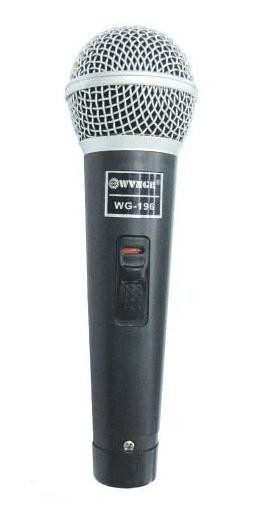 Microfon profesional cu fir WG-196 0