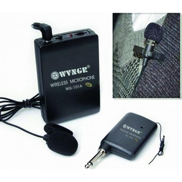 Microfon wireless profesional tip lavaliera WG-101A 0