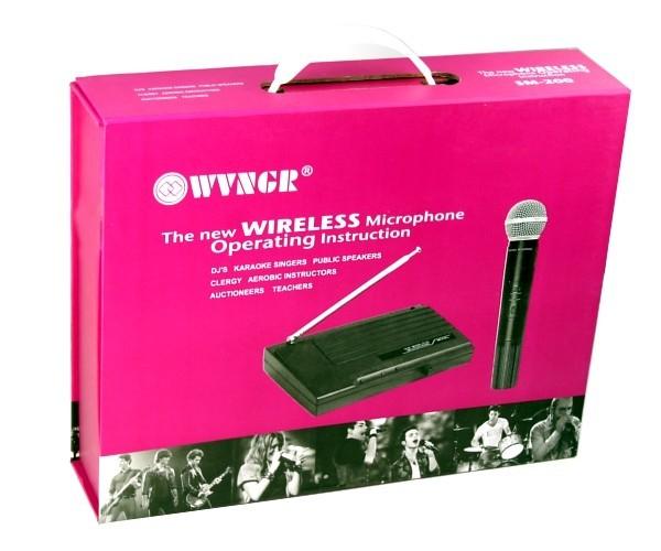 Microfon wireless SM-200 profesional 1