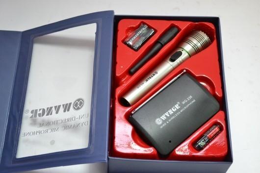Microfon wireless uni-directional dinamic WG-238 0