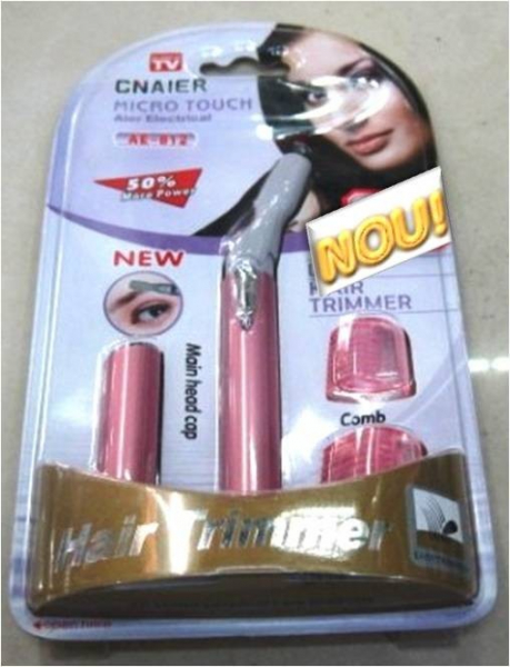 Microtouch trimmer Lady Beauty AE-812 0