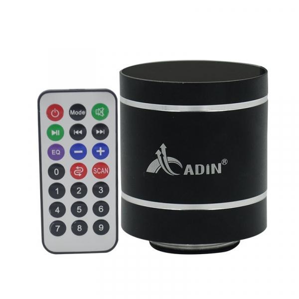 Mini Boxa cu Amplificare prin Vibratii Sunet 360 de grade Radio si MP3 0