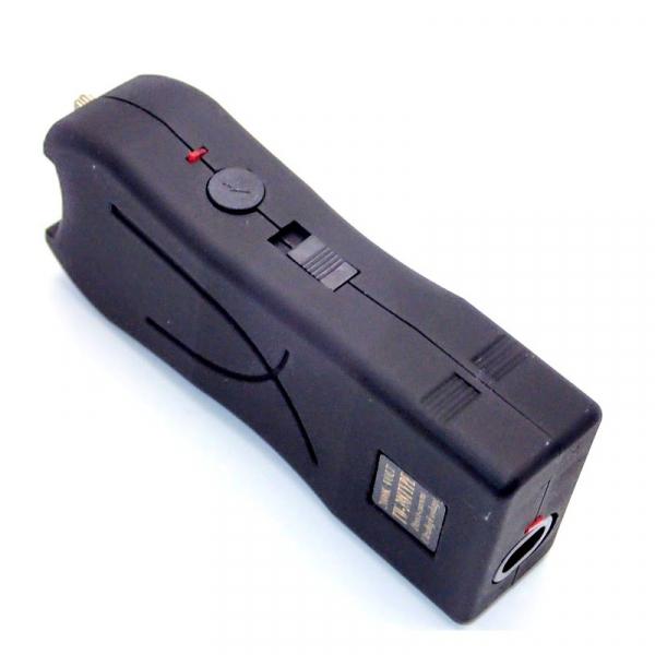 Mini electrosoc cu lanterna pentru autoaparare TW-398 2