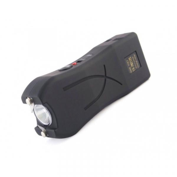 Mini electrosoc cu lanterna pentru autoaparare TW-398 0