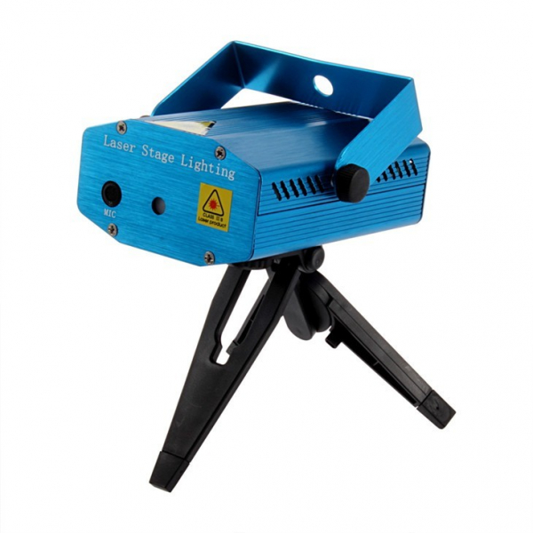 Mini laser discoteca S-D09 1