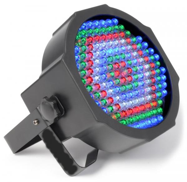 Mini LED Flat Par 154 RGBW 0