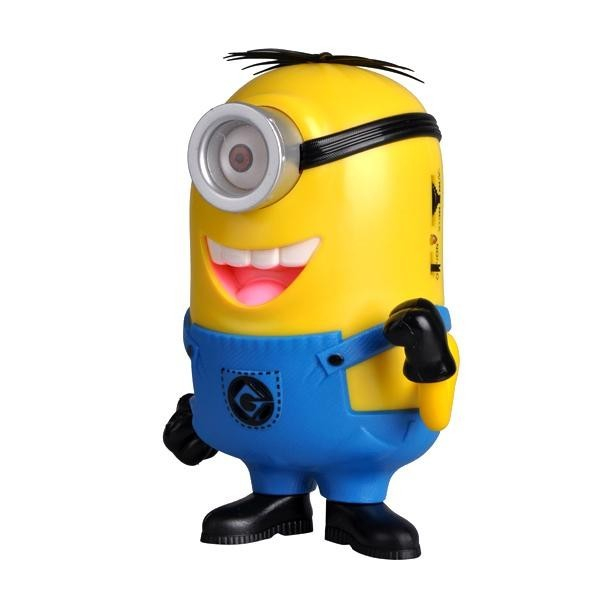 Mini radio cu MP3 player Minion 0