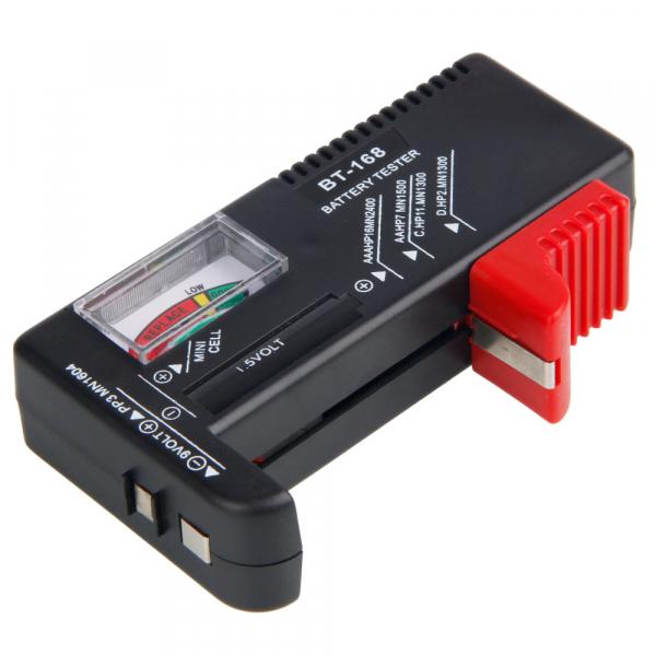 Mini tester pentru baterii analogic BT-168 [1]