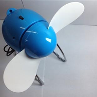 Mini ventilator pentru birou cu USB 0
