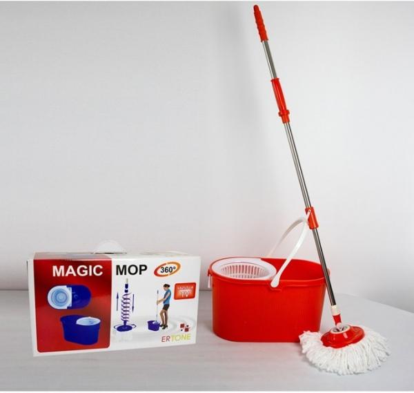 Mop rotativ Magic Mop 360 Ertone fara pedala 0