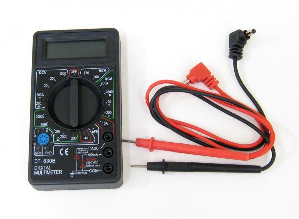 Multimetru DT-830B digital  1