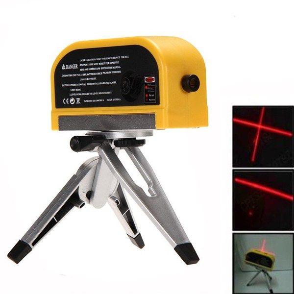 Nivela tip boloboc cu laser si trepied incorporabil LV-08 0