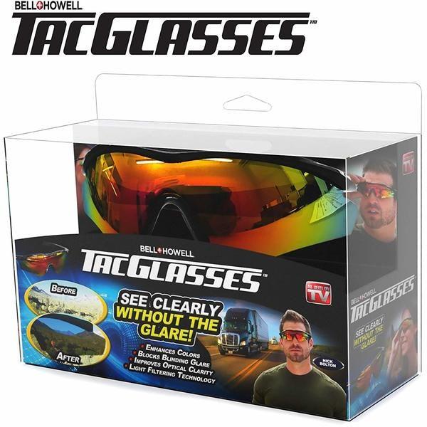 Ochelari de soare cu lentile polarizate, Tac Glasses [0]