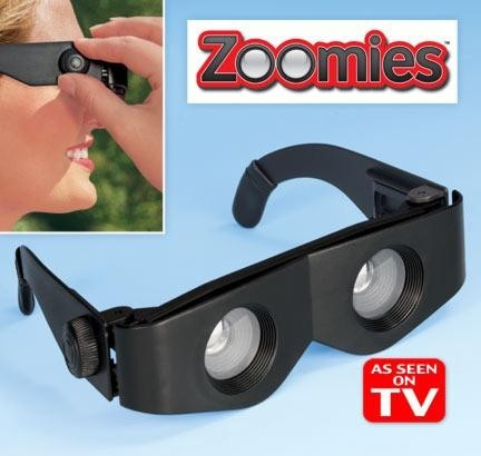 Ochelari de tip binoclu multifunctional Zoomies 0