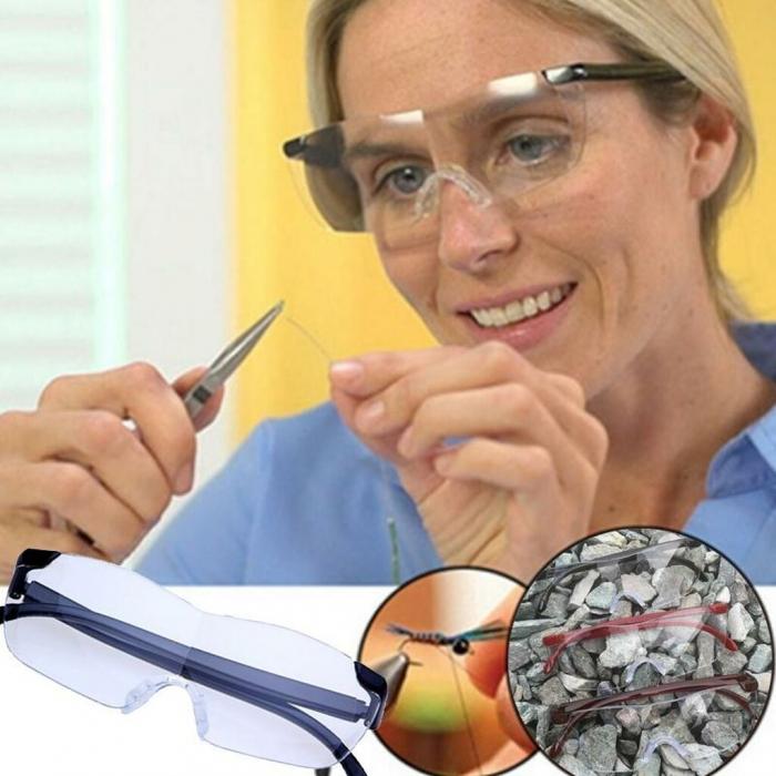 Ochelari speciali de marit cu lupa pana la 60%,Big Vision 2