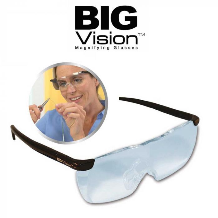Ochelari speciali de marit cu lupa pana la 60%,Big Vision 0