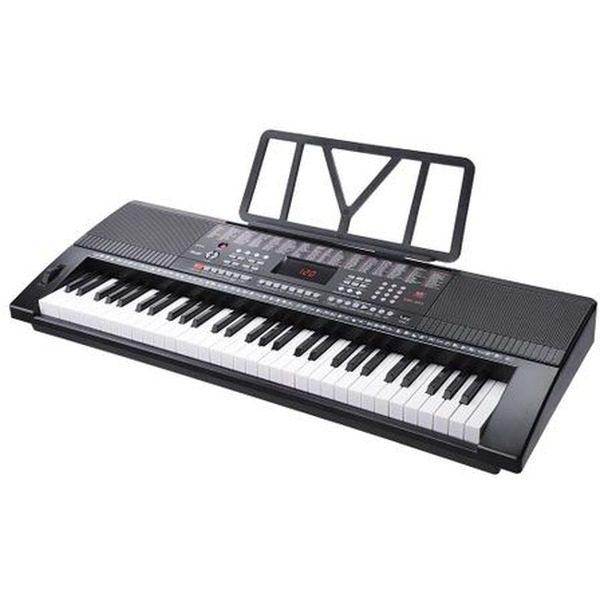 Orga electronica 61 de clape YM-863 cu 5 Octave si citire MP3 Player 0