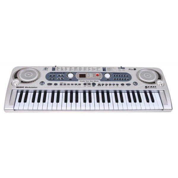 Orga electronica cu 54 clape MQ-824USB, microfon si USB/MP3 [0]