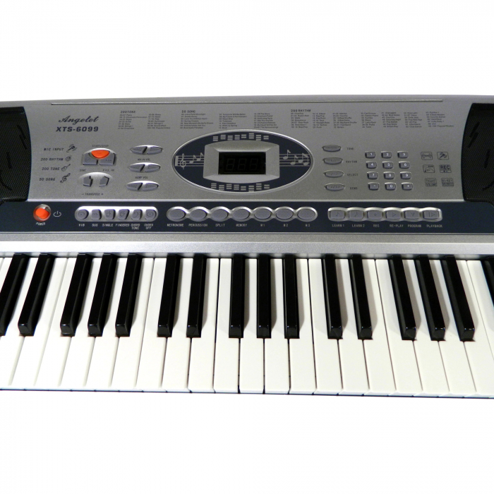 Orga electronica profesionala cu 61 de clape Angelet XTS-6090 1