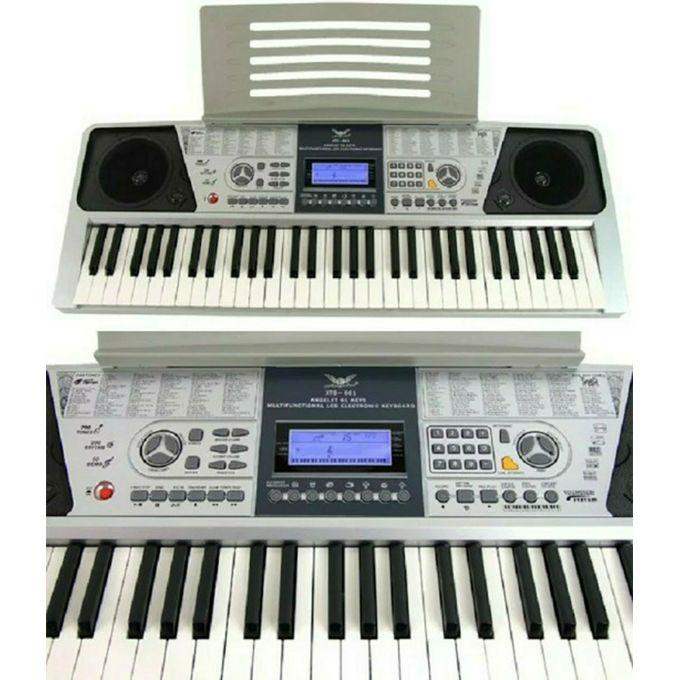 Orga electronica profesionala cu 61 de clape si 5 octave,Angelet XTS 661 3