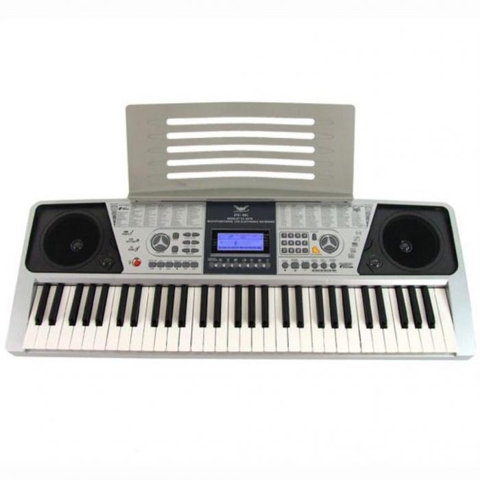 Orga electronica profesionala cu 61 de clape si 5 octave,Angelet XTS 661 1