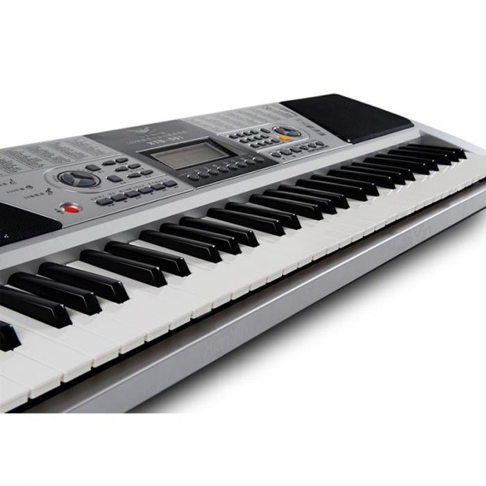 Orga electronica profesionala cu 61 de clape si 5 octave,Angelet XTS 661 4