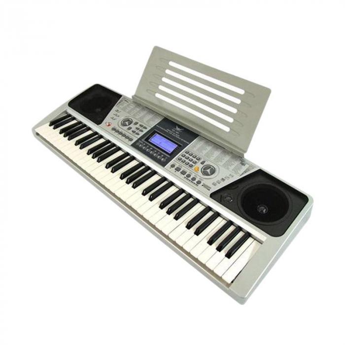 Orga electronica profesionala cu 61 de clape si 5 octave,Angelet XTS 661 0