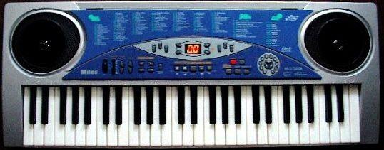 Orga multifunctionala electronica cu afisaj 54 clape MLS-5498 0