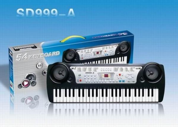 Orga pentru copii electronica cu 54 de clape SD999-A 0