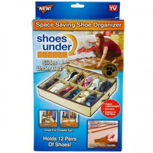 Organizator de pantofi Shoes Under  0