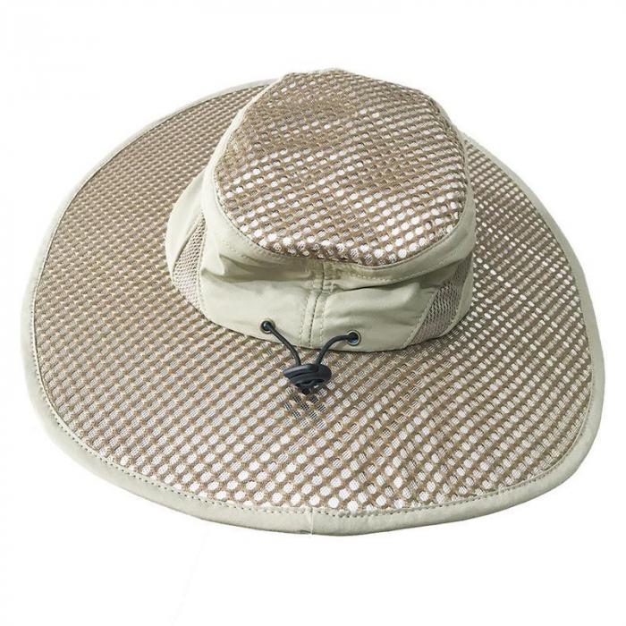 Palarie Arctic Hat cu protectie UV racire, reglabila si marime universala 3