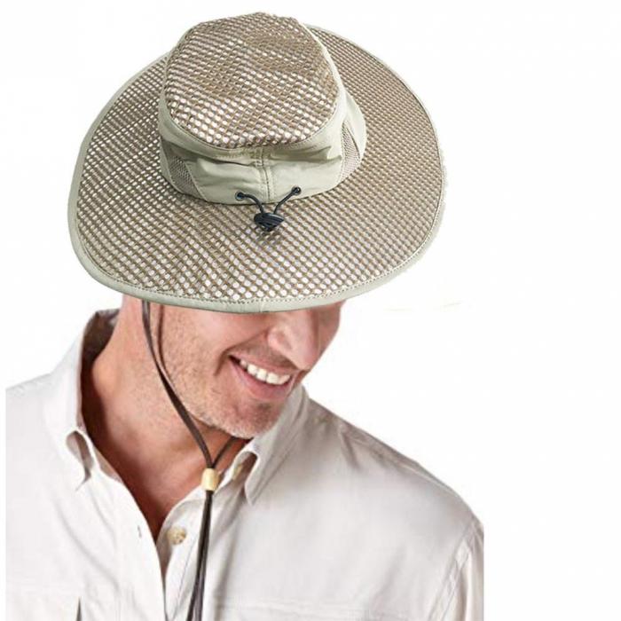 Palarie Arctic Hat cu protectie UV racire, reglabila si marime universala 1