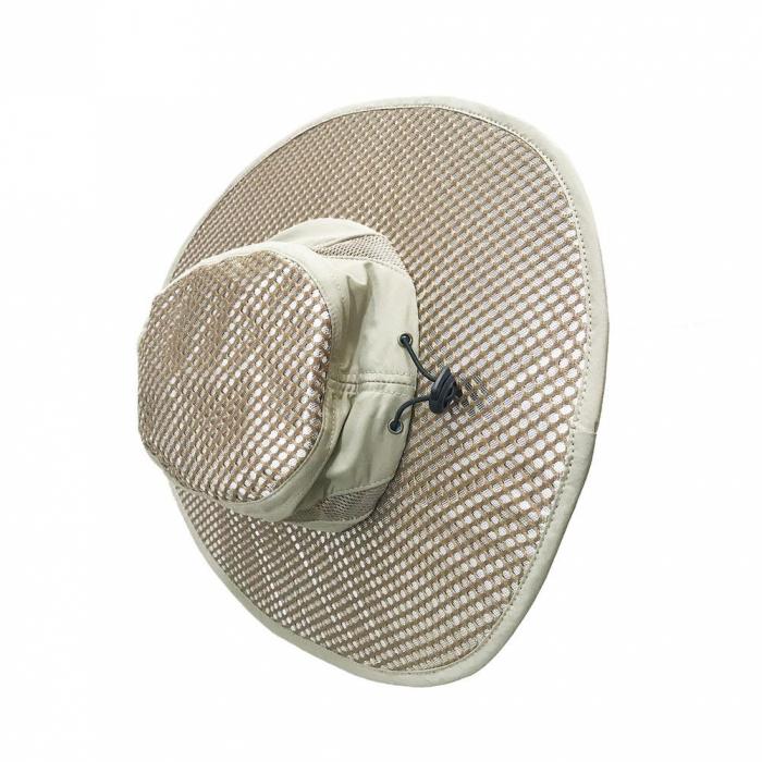 Palarie Arctic Hat cu protectie UV racire, reglabila si marime universala 2