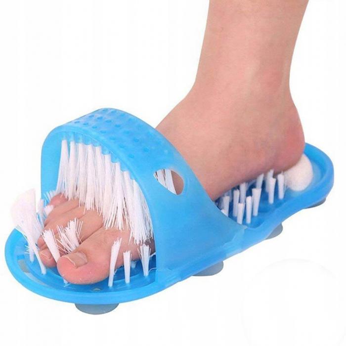 Papuc de baie cu perii pentru masaj Easy Feet [2]