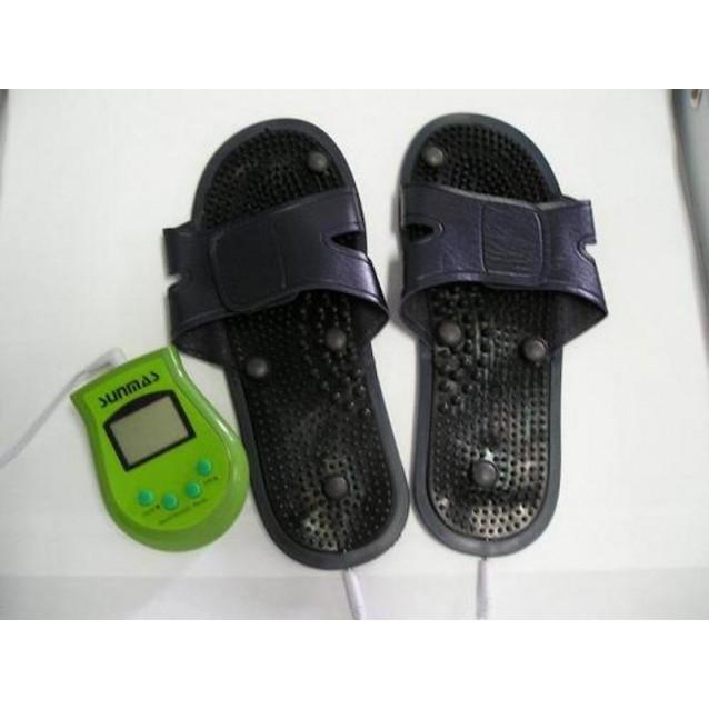 Papuci pentru masaj cu reflexoterapie 2