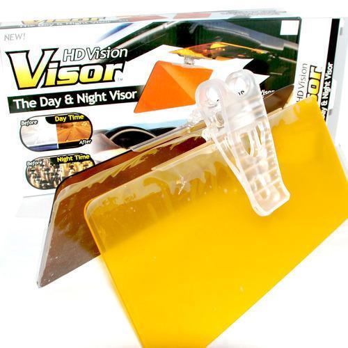Parasolar auto pentru zi si noapte Visor HD Vision 2