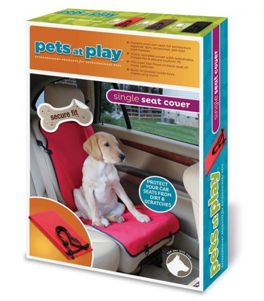 Patura animale pentru protectie bancheta auto Pets at Play 0