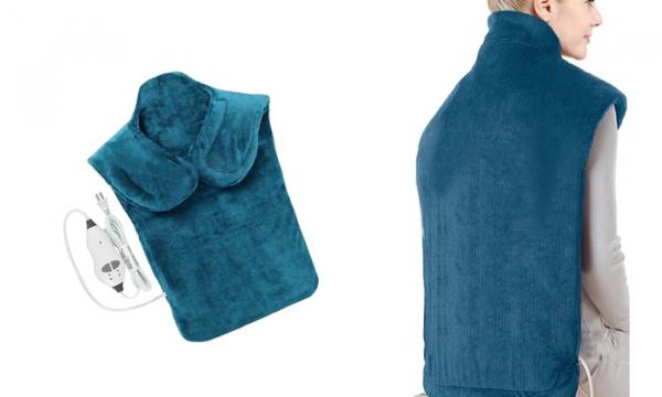 Pelerina de masaj cu incalzire Thermapulse Relief Wrap 4
