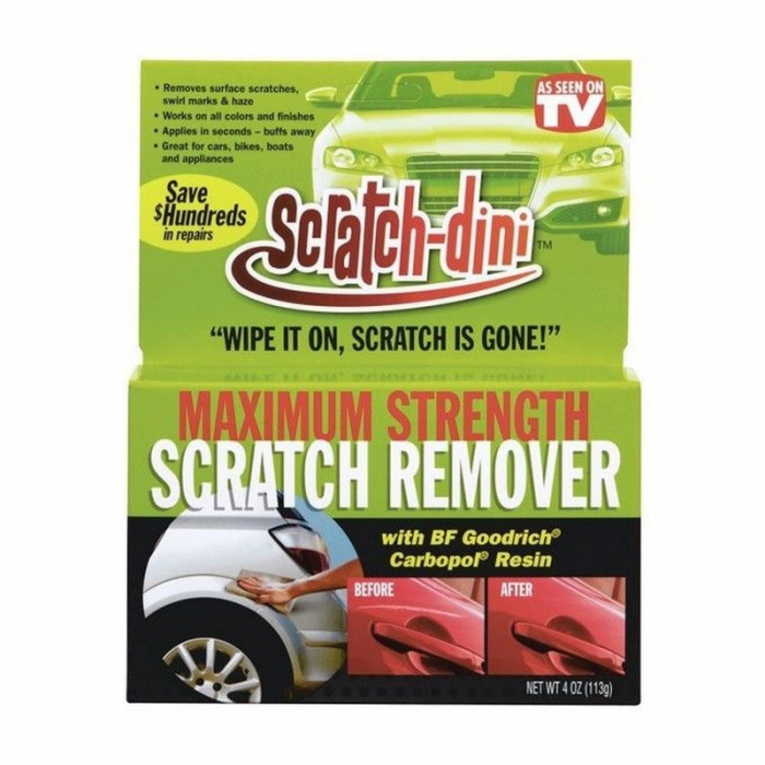 Solutie pentru indepartare zgarieturi auto, scratch-Dini, Scratch Remover [1]